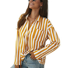 Fashion Vintage Striped Print Blouse Shirt 2019 Summer Sleeveless Chiffon Blouse Sexy V Neck Women Shirts Casual Loose Chemise