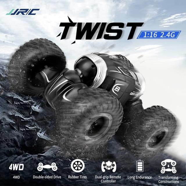 JJRC Q70 RC Car Radio Control 2.4GHz 4WD Desert 116 Car Off Road Toy High Speed Climbing RC Car Kids Children Toys