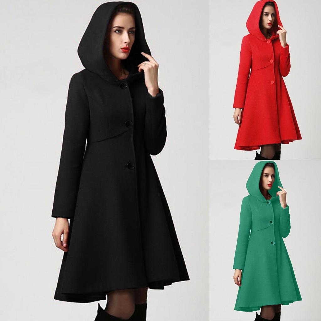HSU nowe mody zimowe płaszcze damskie kurtki kobiety moda