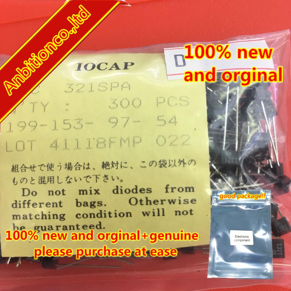 10pcs  100% New And Orginal SVC321SPA-D-3 I321 TO-92S In Stock