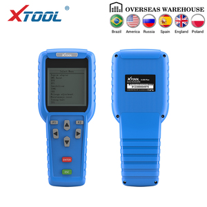 Original XTOOL X300 Plus Auto Key Programmer OBD2 Engine Diagnosis Professional X300 With Special Function Free Update Online