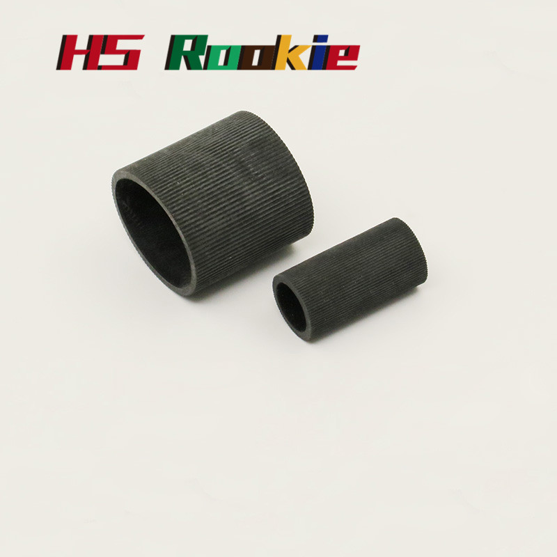 10set Pickup Roller Rubber TIRE for <font><b>Brother</b></font> <font><b>HL</b></font> <font><b>2030</b></font> 2040 2045 2070 MFC 7220 7420 7225 7820 DCP 7010 7020 7025 FAX 2820 2910 2920 image