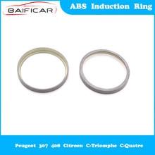 Baificar novo anel de indução abs genuíno círculo magnético 454919 9654003280 para peugeot 307 408 citroen c-triomphe c-quatre