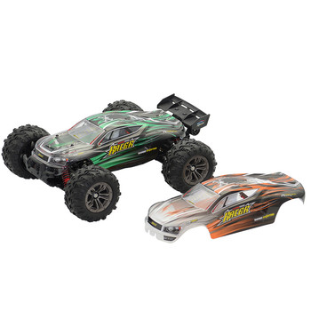 1:16 52Km/h 4WD RC Remote Control Off Road Racing Cars Vehicle 2.4Ghz Brushless Electric RC Car with Extra Car Cover#S3 2