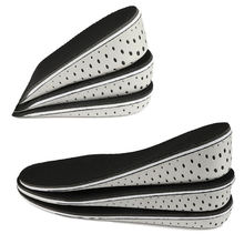Стельки с увеличением роста полная обувь невидимая поддержка
