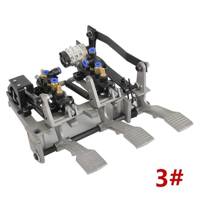 STARPAD Gegrillte Reifen Maschine Pedal Chassis Aluminium Rahmen Pedal Control Ventil Reifen Entfernung Maschine Pneumatische Montage Schalter