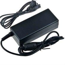 12 В, 4 а, адаптер переменного и постоянного тока для зарядного устройства с ЖК дисплеем, шнур питания, кабель, сетевой блок питания 100 240 В