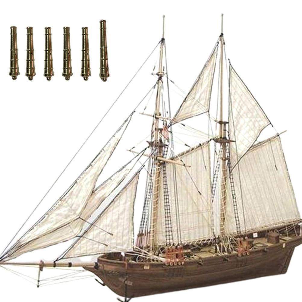 Набор для сборки корабля «сделай сам», деревянная модель корабля, комплект для сборки, украшение ручной работы, подарок для детей и взрослых...