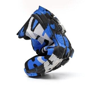 Image 3 - MWSC ผู้ชายทำงานรองเท้าเพื่อความปลอดภัยรองเท้าทำงานสำหรับผู้ชายความปลอดภัยรองเท้า Camouflage ทำลายรองเท้า Unisex STEEL TOE รองเท้ารองเท้าผ้าใบ