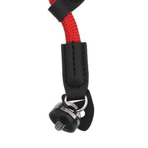 Image 4 - Nylon Veiligheid Hand Strap Lanyard Met 1/4 Schroef Voor Dji Om 4 Osmo Mobiele 2 3 Handheld Gimbal Stabilizer Accessoires