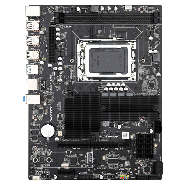 JingSha X89L carte mère G34 Socket DDR3 32G mémoire SATA II USB 3.0 pour carte mère dordinateur G34 AMD Opteron 6386