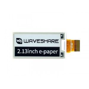 Waveshare 250x122 2,13 дюйма электронные чернила сырой дисплей интерфейс SPI электронная бумага черный/белый два цвета совместимый Raspberry Pi/Arduino/STM32