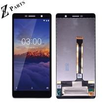 "6.0 ""ORIGINELE Display voor Nokia 7 Plus LCD 7 Plus Display Touch Screen TA 1062 LCD Digitizer Replacment voor Nokia E7 Plus LCD"