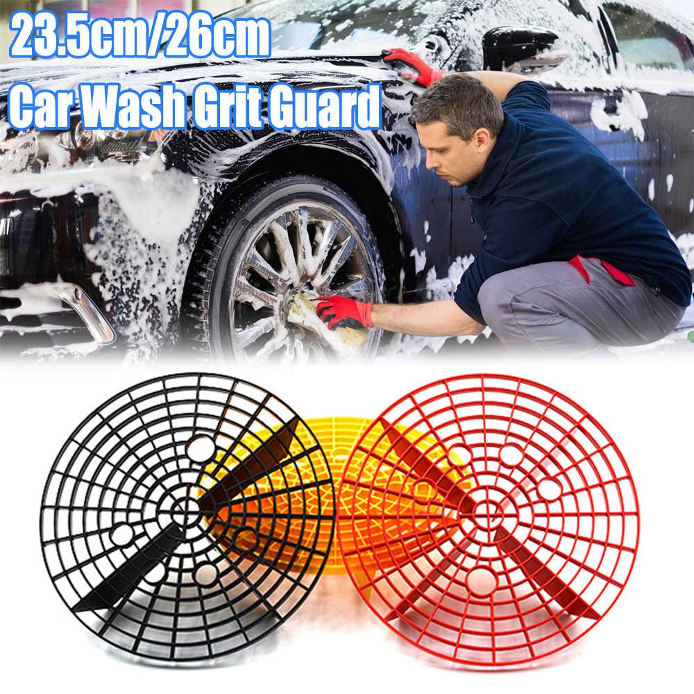 Dropshipping 23.5/26 Cm Cuci Mobil Grit Guard Memasukkan Papan Cuci Ember Air Filter Awal Kotoran Filter A
