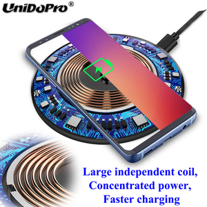 Image 4 - Cargador inalámbrico rápido Qi de 15W con adaptador QC 3,0, CA, UE, para Blackview BV9800, BV9700, BV9600, BV6800, BV5800 Pro, BV9500 Plus