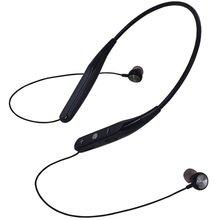 733 Wireless Bluetooth Headset Hanging Neck Long Standby Metal Magnetic Sport