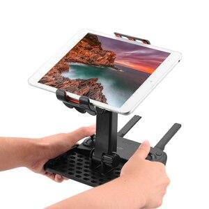Image 2 - 4.7 9.7 cala rozszerzony uchwyt Tablet Clamp dla DJI Mavic Pro Mini 2 Air 2 Spark Mavic2 Zoom pilot Monitor uchwyt mocujący