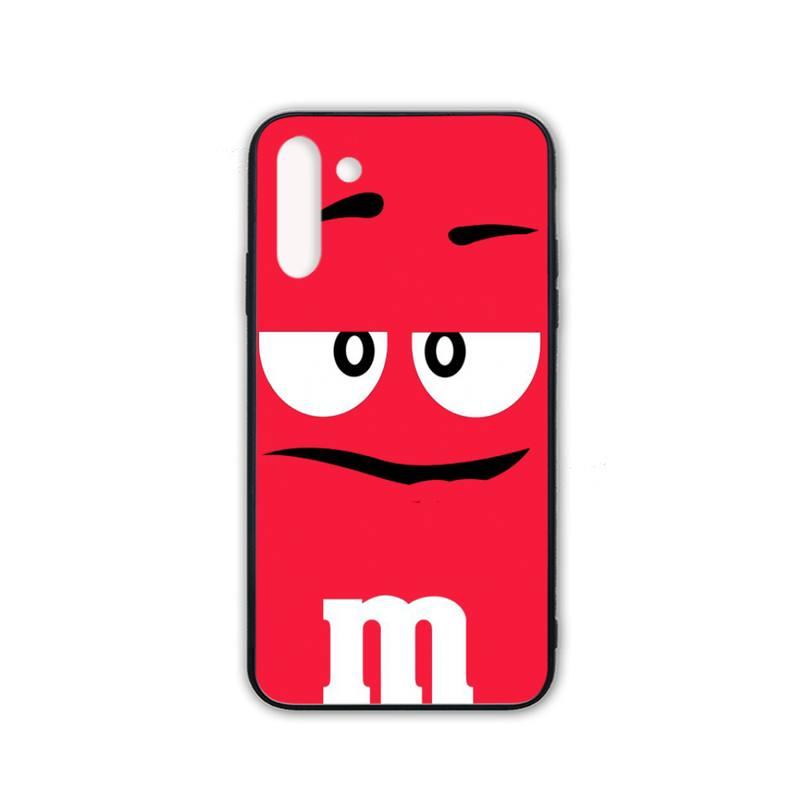 M&Ms Chocolate Silicone Black Case Coque For Samsung Galaxy J2 J2 J3 J4 Plus J5 Prime J7 2016 J6 Note 5 8 9 10 Cover