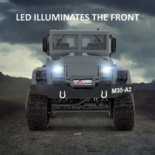 Vehicle with Military RC