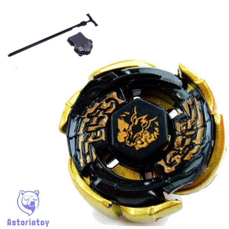 1 Uds. Juguetes de la cuchilla para la venta giroscopio de fusión de Metal GALAXY PEGASIS W103RF + lanzador niños regalo de Navidad juguetes para niños Nueva llegada espada pluma azul raqueta de tenis de mesa Súper Fibra Jlc pala de Ping Pong