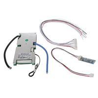 13S Lithium Batterij Beschermende Board Bms 30A Polymeer Met Bluetooth Smart Intelligente Uart Interface Flexibele Elektrische Component