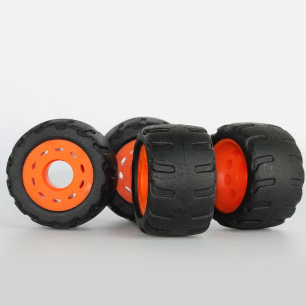 1pc Professional Wearproof PU Rubber Wheel 75A For Longboard / Mountainboard
