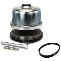 BIKINGBOY Primary Clutch Assembly With Bolt & 1 1/16Wide Belt For Yamaha Golf Carts G29 2007 2008 2009 2010 2011 2012.5
