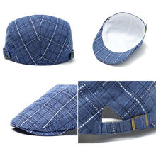 Mens Casual Gatsby Ivy Hat Outdoors Golf Driving Flat Beret Cabbie Driver Newsboy Cap