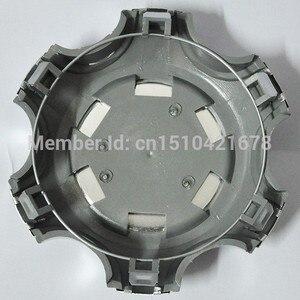 Image 3 - 4pcs 140mm 95mm Silver Full Chrome Wheel center Hub Cap Alloy hubcaps Fit 2007 2013 Toyota Land Cruiser 4000 Prado 4.0L