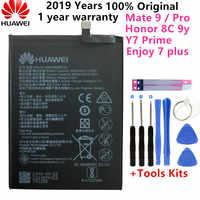 Originale HB406689ECW 4000mAh Ricaricabile Li-Ion batteria Del Telefono Per Huawei Compagno di 9 Godere 7 Godere 7 più Y7 Prime Smart del Telefono Mobile
