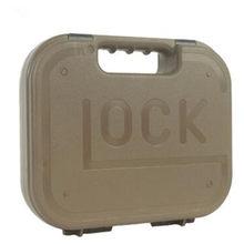Tactifans-funda de pistola GLOCK ABS, funda táctica dura engranaje, bolsa de pistola, revestimiento acolchado de espuma para caza, funda de accesorios
