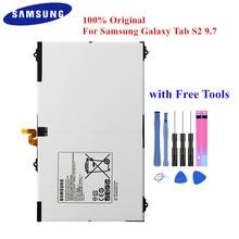 Samsung batería Original para tableta Galaxy Tab S2, SM T815 de 9,7 pulgadas, SM T810, T815C, T813, T815, T819C, T817A, 5870mAh, EB BT810ABE