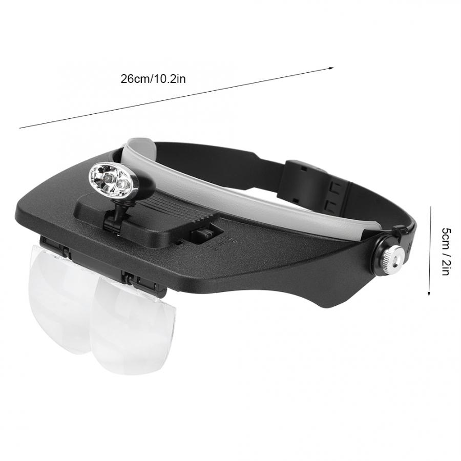 Image 5 - Beekeeping Magnifier LED Beekeeping Bee Moving Magnifying Glass  mounted Magnification Mirror LensBeekeeping Tools   -