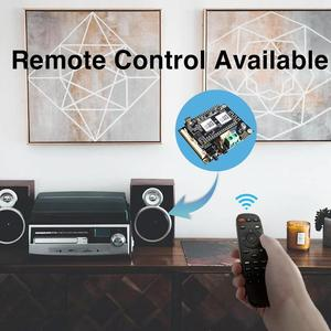 Image 4 - Up2Stream Mini V3 WiFi And Bluetooth 5.0 Audio Receiver Board Module With Spotify Airplay DLNA 24bit 192kHz FLAC Multiroom