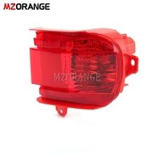 цена на Left/Right Rear Bumper Reflector light For LEXUS LX570 2012 2013 2014 2015 Tail Stop Brake Light turn signal Warning Fog lamp