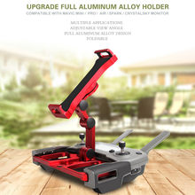 Update Smartphone Tablet Clip CrystalSky Monitor Tablet Clip Aluminium Halter für DJI MAVIC MINI/ PRO/ AIR/FUNKEN drone z1122(China)