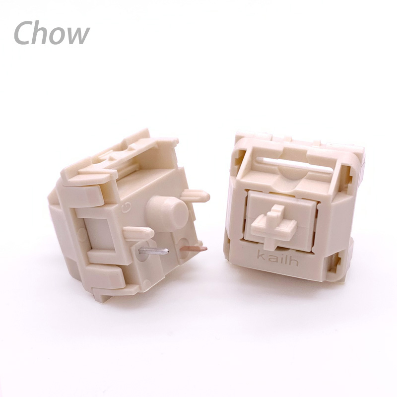 Kailh Cream Mechanical Keyboard Switch Liner Hangfeeling MX Switch 5pin