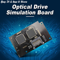 Optical Drive Simulation Board for DC Game Machine the Second Generation Built-in Free Disk replacement for Full New GDEMU Hot