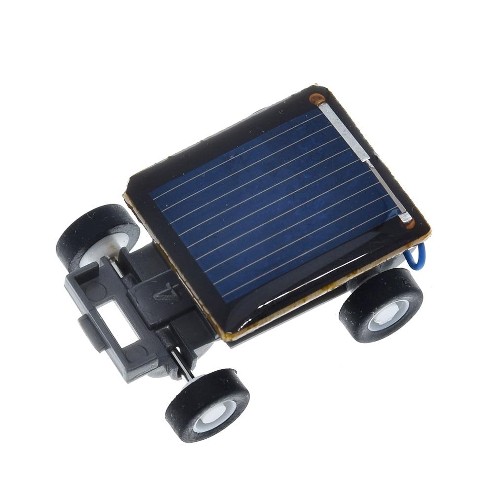 Solar Toys For Kids Smallest Solar Power Mini Toy Car Racer Educational Solar Powered Toy
