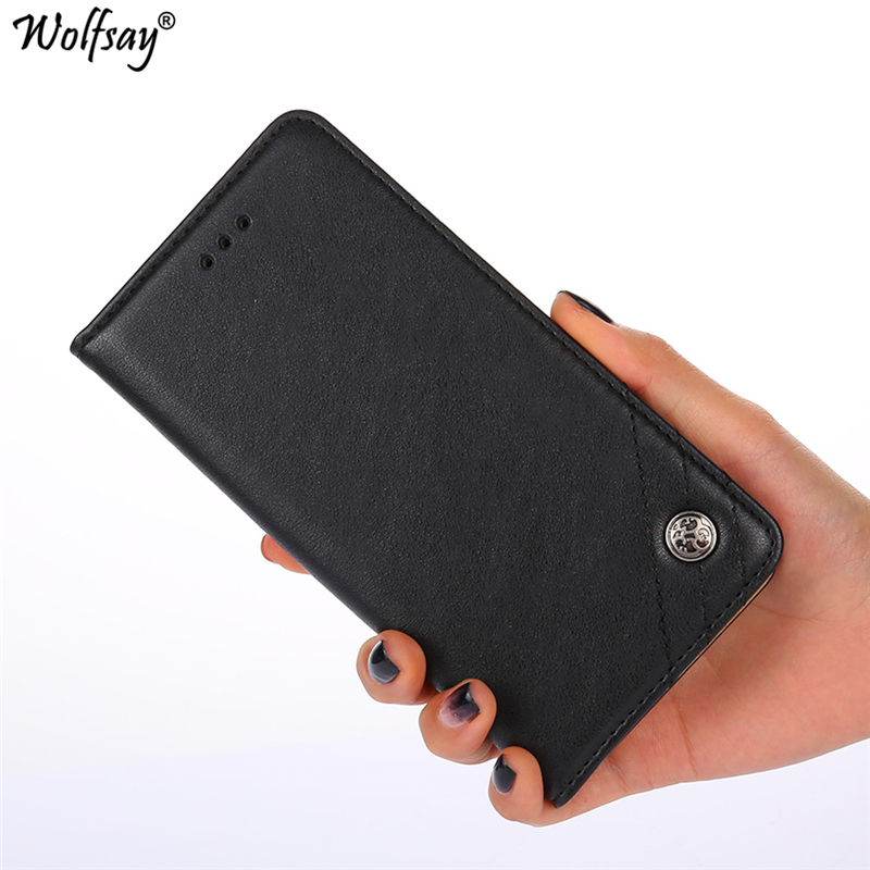 """For Cover LG Stylo 4 Case 6.2"""" Bumper Flip Wallet Leather Case For LG Stylo 4 Phone Bag Case For LG Q Stylus 4 Q710MS Cover Book"""