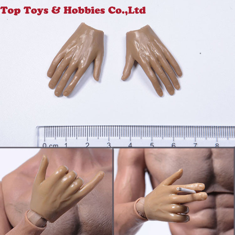 New 1//6 ASTOYS Figures Jointed Doll Model Sketch Mannequin Male for HT DAM Head