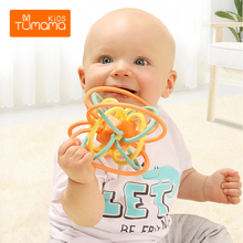 Tumama baby toys 0-12 months baby rattle