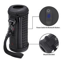 Portable Hard Case for JBL Flip 5 Flip5 Bluetooth Speaker Storage Bag Shockproof Dustproof Travel Carrying Box Storage Pouch