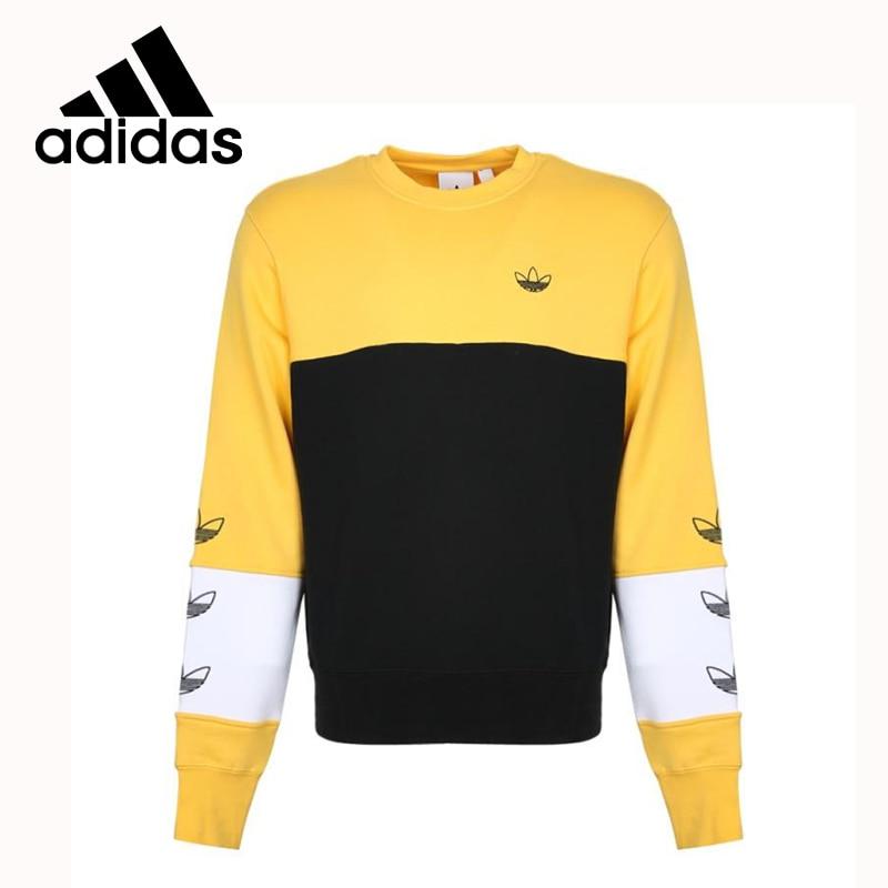 Original New Arrival Adidas Men's Pullover Jerseys Sportswear DZ9137