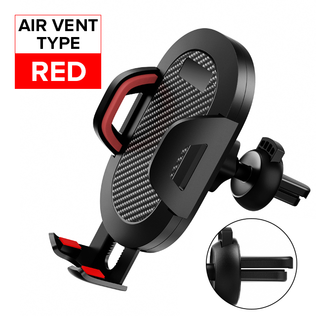 Red Air Vent Type