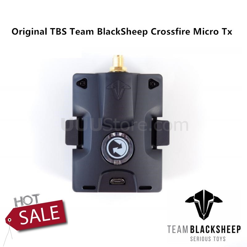 Original TBS Team BlackSheep Crossfire Micro Transmitter CRSF TX 915/868Mhz Long Range Radio System RC FPV Racing Drone