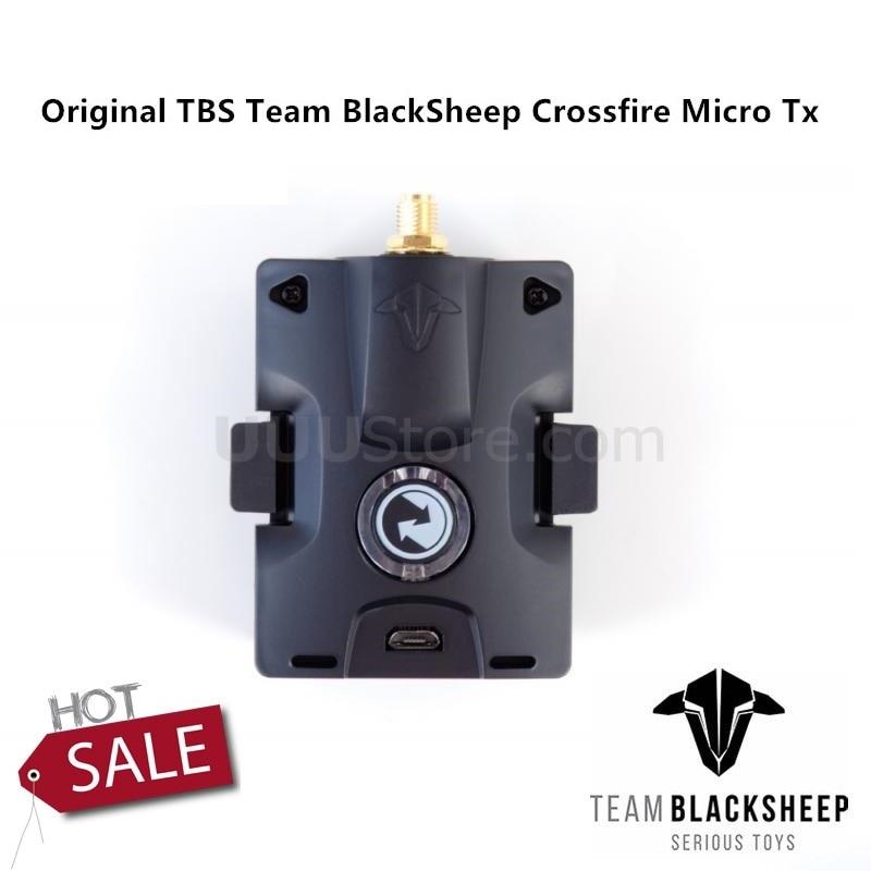 Original TBS Team BlackSheep Crossfire Micro Transmitter CRSF TX 915/868Mhz Long Range Radio System RC FPV Racing Drone