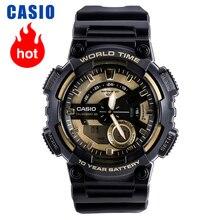 Часы Casio Мужские, повседневные, студенческие, спортивные, часы с ремешком на руку, с ремешком на руку, для мужчин, для студентов, для спорта