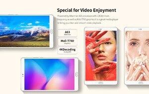 Image 3 - Teclast M8 8.4 inch  2560x1600 Quad Core 4K Video G Sensor Tablets 3GB RAM 32GB ROM Wifi Dual Camera Android Tablet
