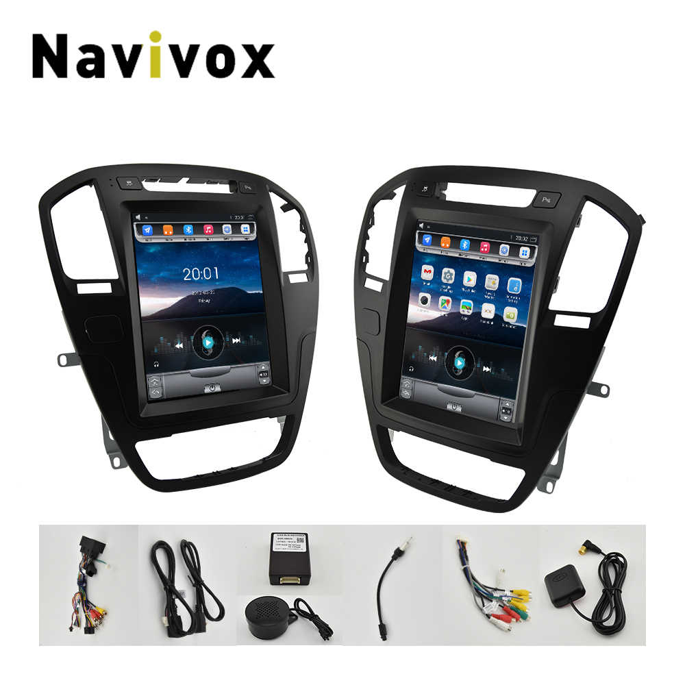Navivix 10,4 ''автомобильный dvd-плеер Android 6,0 gps-навигация для Opel Insignia Vauxhall Holden CD300 CD400 2009-2016 радио